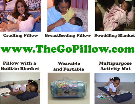 The GoPillow! by Simply Necessary, Incorporated